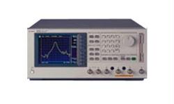 HP/AGILENT E5100A/1/7/300 NETWORK ANALYZER, 10 KHZ-180 MHZ, 3 RECEIVERS R/A/B, 1 OUT